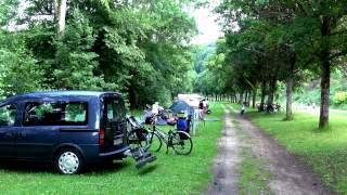 Camping du Pont Picot à Clamecy