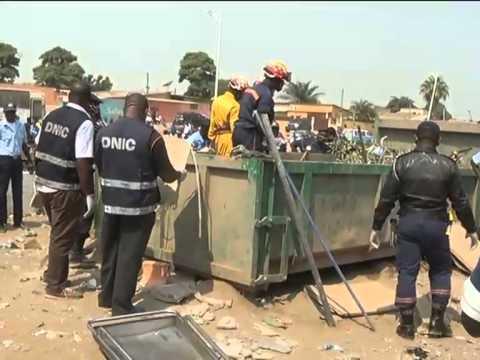 Luanda:Jovem assassinado e colocado no contentor de lixo | TV Zimbo |