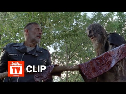 The Walking Dead S10 E06 Clip | 'Negan Cooks Supper With The Whisperers' | Rotten Tomatoes TV