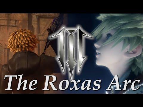 Kingdom Hearts 3   The Roxas Arc