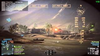 Battlefield 4 Attack Boat DV-15 Gameplay