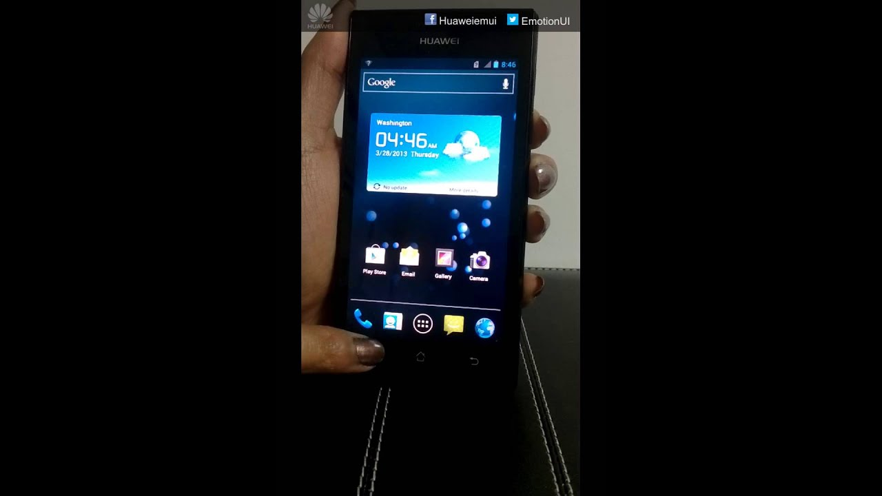 Upgrade Huawei Ascend P1 to Emotion UI 1 0 on ICS