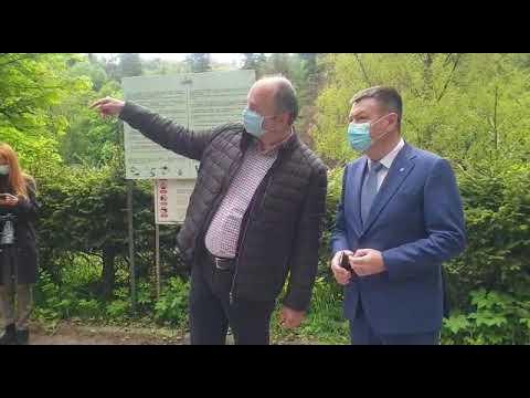 Ministrul Turismului în Vizita La Ploieşti