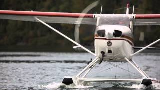 Epic Alaska Floatplane Flying
