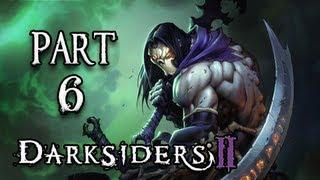Darksiders 2 Walkthrough - Part 6 Boss Gharn Let