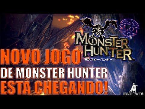 Monster Hunter News - NOVO JOGO DE MONSTER HUNTER ESTÁ SAINDO EM BREVE! thumbnail