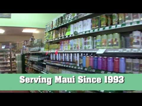 Alive and Well Natural Health Foods - Maui Hawaii