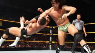 WWE NXT: Mark Henry & Lucky Cannon vs. The Miz & Alex Riley
