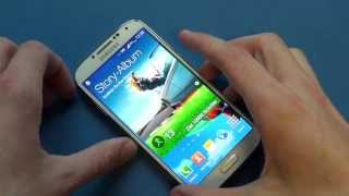 Samsung Galaxy S4 - Screenshot & Hard Reset