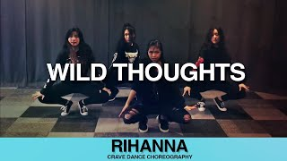 DJ KHALED FT. RIHANNA - Wild Thoughts Dance Choreography CRAVE.NZ