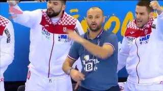 Гандбол. Беларусь - Хорватия ! Чемпионат мира 2017 ! WHC 2017 Belarus - Croatia !