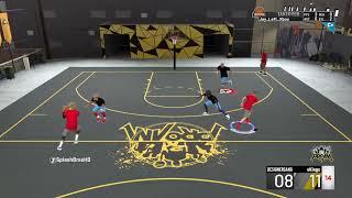PLAYING NBA 2K20 3V3 PRO AM! BEST JUMPSHOT & DRIBBLE MOVES ON NBA 2K20