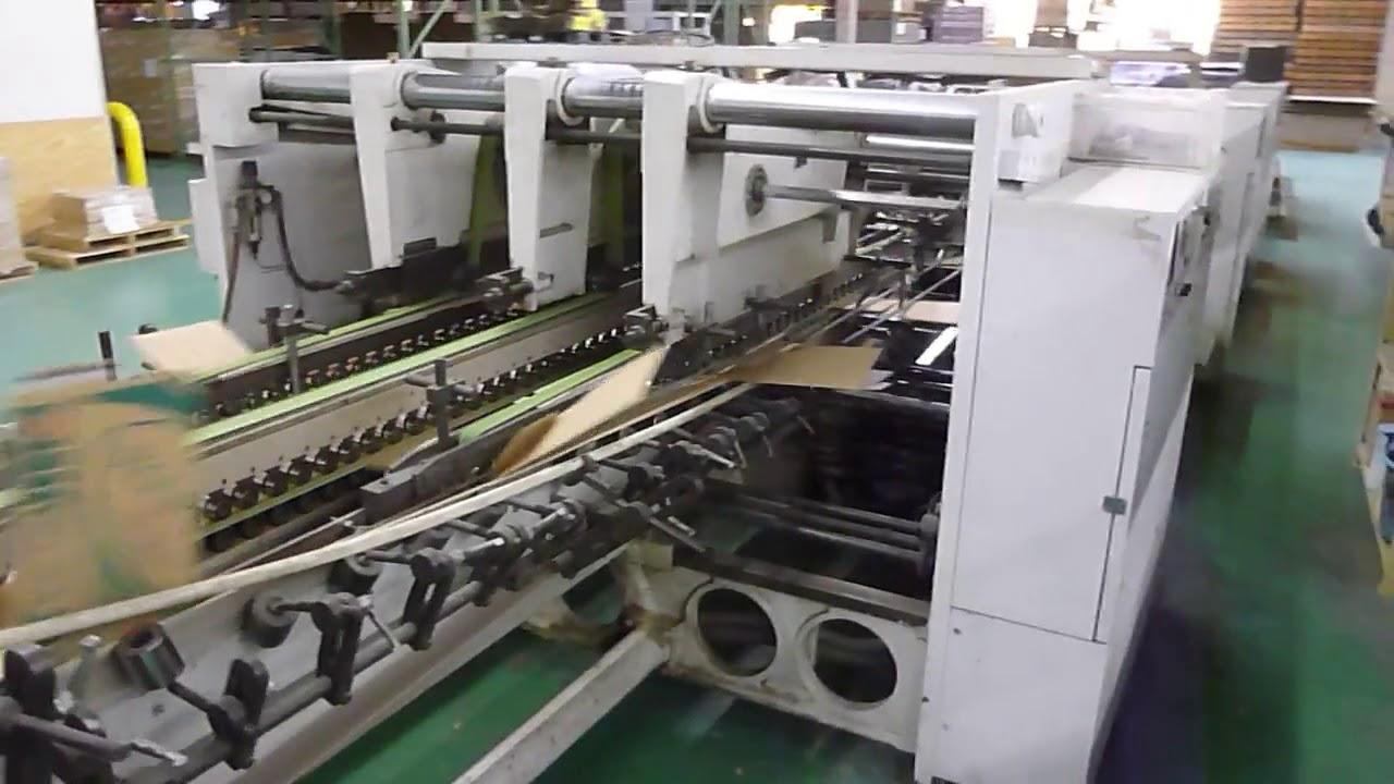 Túi giấy tốt sản xuất từ công nghệ sản xuất tiên tiến, công nghệ cao