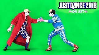 Download Just Dance 2018 - Real dancers behind the scenes Mp3 and Videos