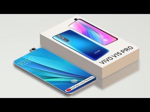 Vivo V15 Pro - First Look | Confirmed Price & Release Date In India !