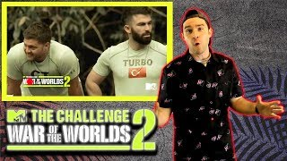 CT or TURBO?! WHO WOULD YOU CHOOSE? - The Challenge War of the Worlds 2 Ep 1 Review