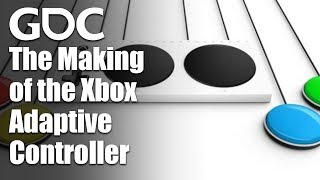 The Making of the Xbox Adaptive Controller
