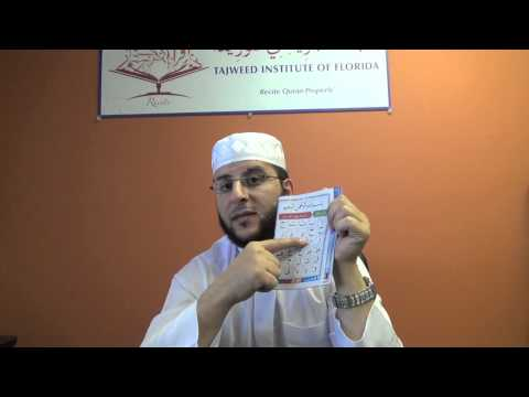 How to pronounce the Arabic Alphabet