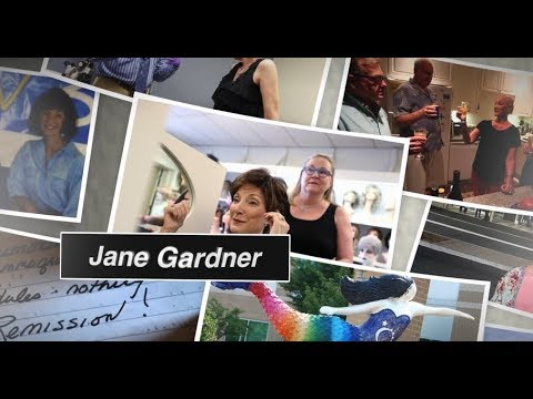 Jane Gardner: Lung Cancer