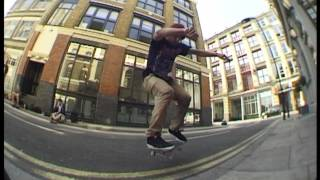 On Yer Bike with the Volcom UK team