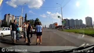 Авария в Стерлитамаке 16 08 2017