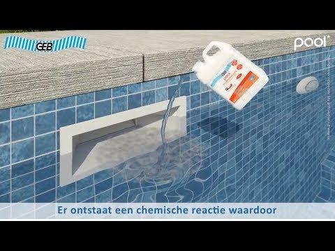 pool colmateur de fuites pour piscine nl youtube. Black Bedroom Furniture Sets. Home Design Ideas
