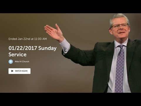 NEW THOUGHT SERMON - The Healing Power in You (Back to Basics Part 3) Dr. Roger Teel