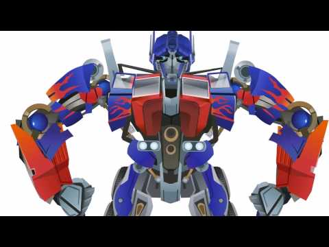 Transformers Short flash Autobots Transform