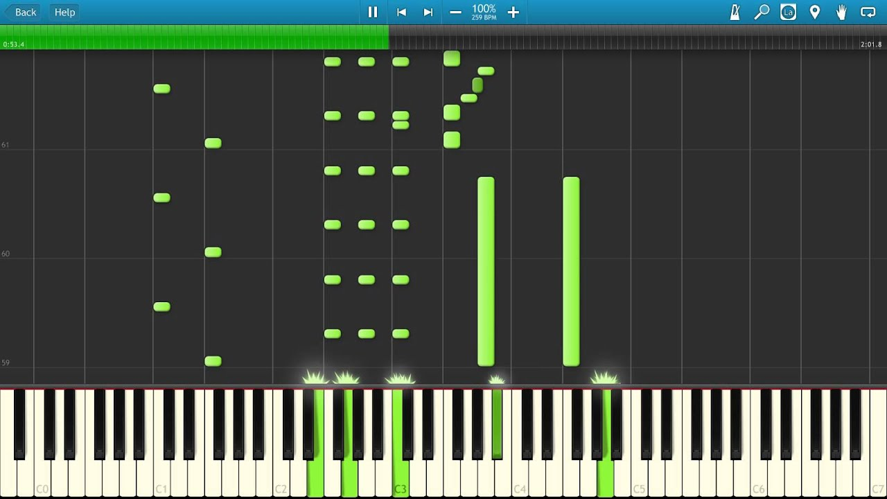 Super Mario Galaxy Piano Sheet Music Comet Observatory