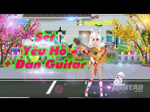 My Love   Set Yêu Hồ + Đàn Guitar (Avatar Musik)