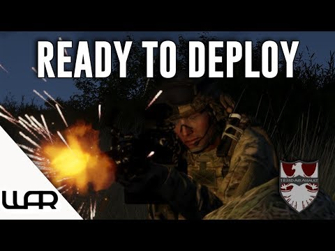 👍 READY TO DEPLOY - MILSIM (Arma 3) - 183rd Air Assault - Episode 8