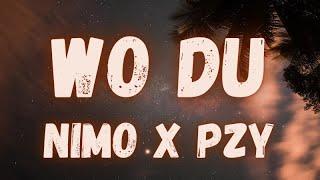 NIMO x PZY - WO DU (lyrics)