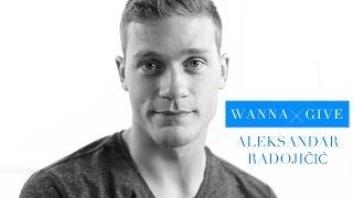 WannaGive: Aleksandar Radojičić o davanju i humanosti
