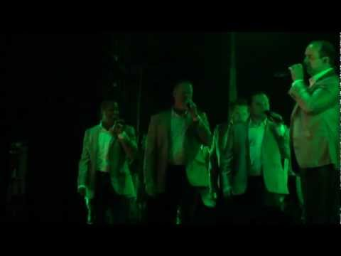 "Straight No Chaser Sings ""You're A Mean One, Mr. Grinch"""