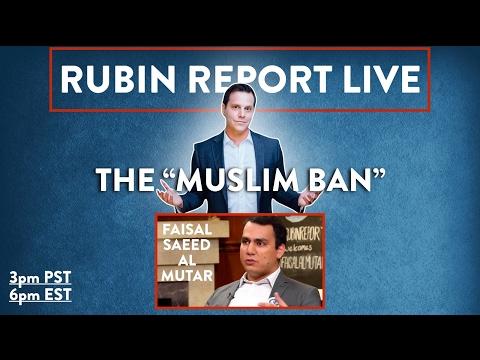 """LIVE: Dave Talks """"Muslim Ban"""" With Iraqi Refugee, Faisal Al-Mutar"""