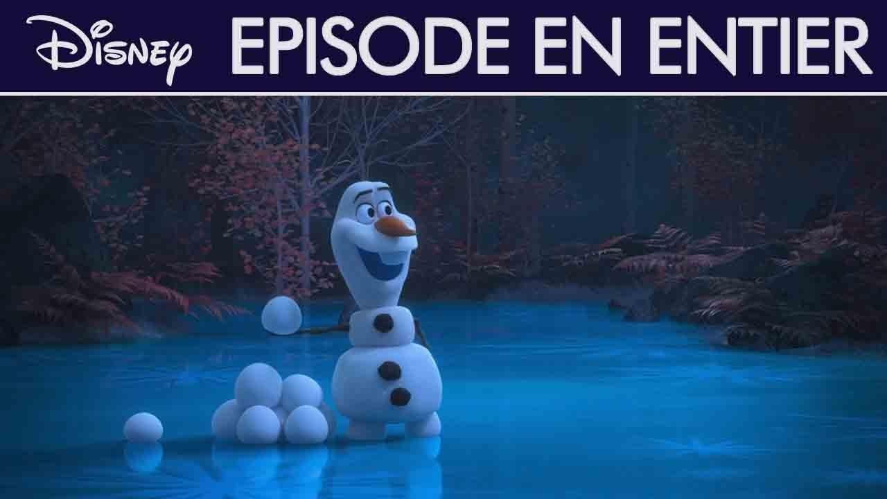 Disney Frozen 2 /« Cherchez la v/érit/é /» Reine Elsa Filles T-Shirt paillet/é