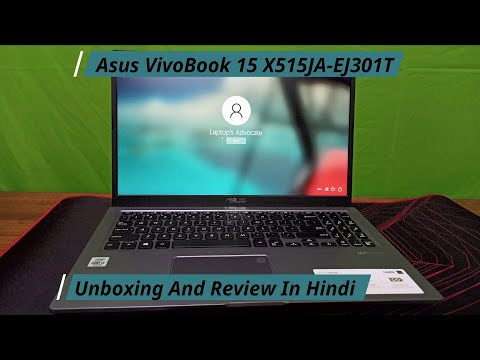 Asus VivoBook 15 X515JA | Core I3 10th Gen | Should You Buy Or Not | Unboxing & Review In Hindi