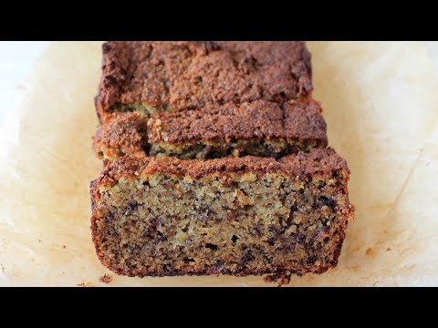 Gluten Free Banana Bread Recipe With Coconut Flour