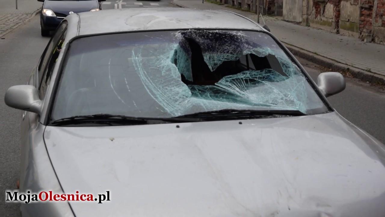 31.10.2017 Wypadek w Bierutowie