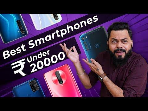 Top 5 Best Smartphones Under ₹20000 Budget ⚡⚡⚡July 2020