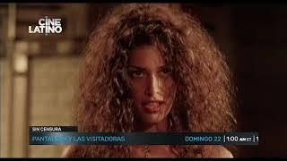 Pantaleón y las visitadoras Ver 60 sin censura-Trailer Cinelatino