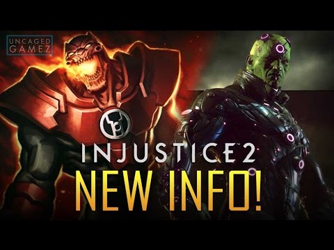 Injustice 2: Story Mode Details, New Confirmed Characters ...