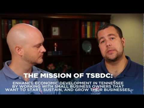 Tennessee Small Business Development Center Introduction to Lenders