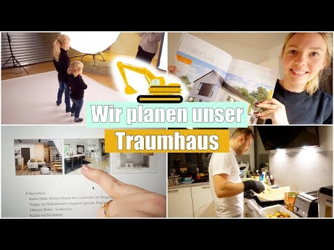 Unsere Hauspläne 🏡 | Familien Foto Shooting & Abendessen kochen | Isabeau from YouTube · Duration:  26 minutes 48 seconds