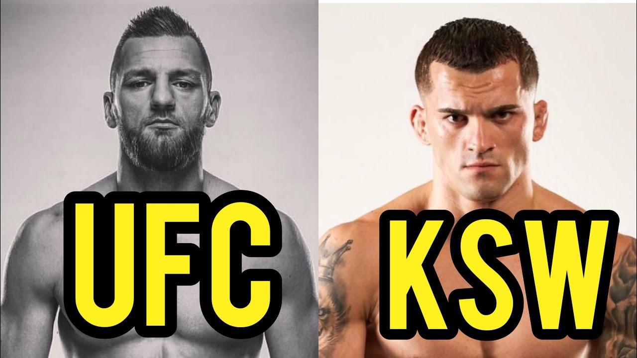 Walki moich byłych przeciwników - KSW 63 i UFC