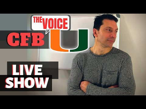 Miami Hurricanes LIVE 65 / TONS OF RECRUITING TALK & WHY FEW TEAMS DOMINATE