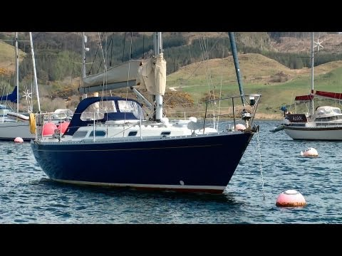 Yacht For Sale - Rustler 36