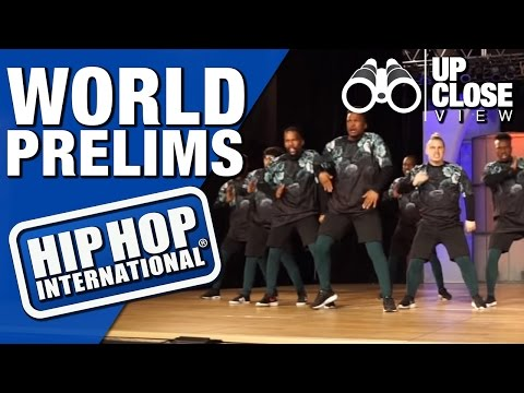 (UC) Freeze Frame Dance Crew - South Africa (Adutl Division) @ HHI's 2015 World Prelims