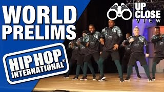 (UC) Freeze Frame Dance Crew - South Africa (Adutl Division) @ HHI