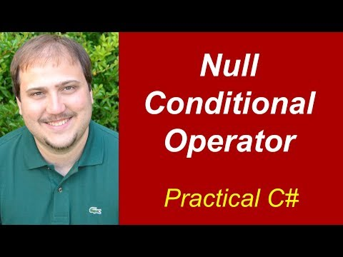 Practical C# - Null Conditional Operator
